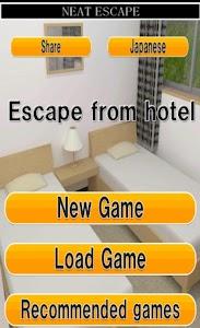 Escape from hotel screenshot 3