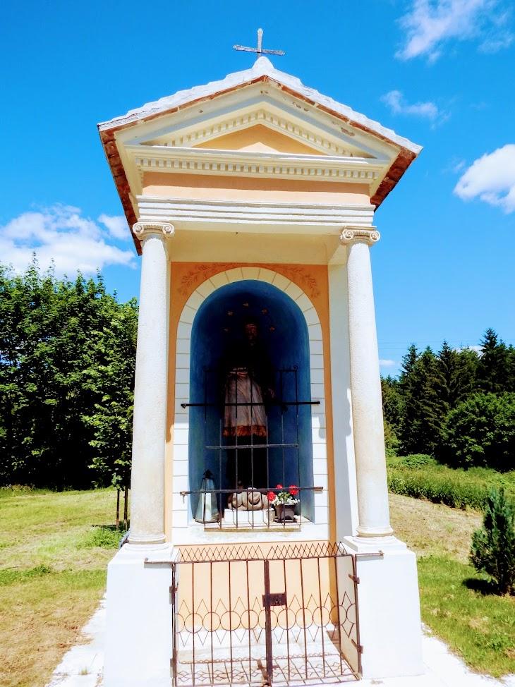 Kőszeg - Nepomuki Szent János kápolna