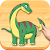 Dino Puzzles (Unreleased) file APK Free for PC, smart TV Download