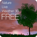 Nature Live Weather 3D FREE icon
