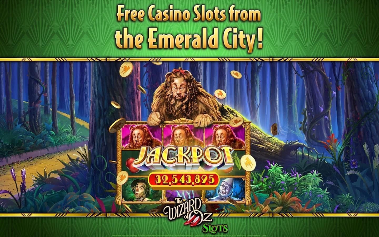 Free Casino Games & Online Slots