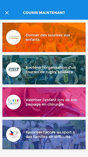 Km for Change screenshot 2