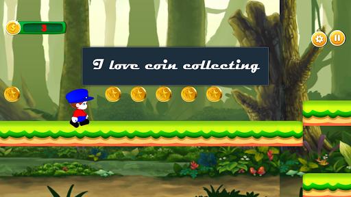 Jungle Run Subway Mario