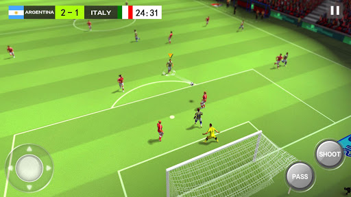 Football Hero - Dodge, pass, shoot and get scored 1.0.1 18