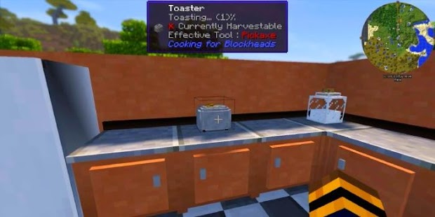 Cooking for blockhead mod mcpe android apps on google play cooking for blockhead mod mcpe screenshot thumbnail gumiabroncs Gallery