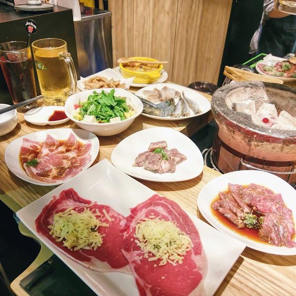 台北美食|肉你好Yoloniku-上班族的深夜燒肉食堂