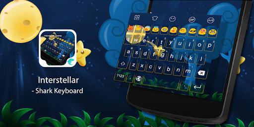 Emoji Keyboard-Interstellar