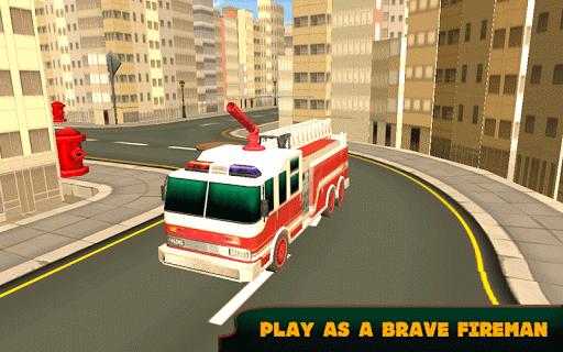 消防トラックシミュレータ
