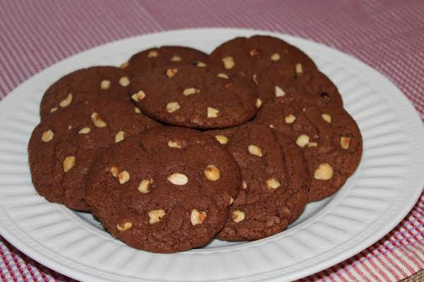 Nutella-hazelnut Cookies Recipe
