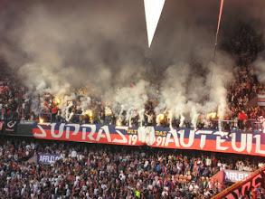 Photo: Ultras Supras Auteuil / PSG