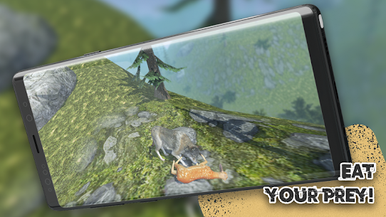 Wolf Simulator Evolution MOD (Unlimited Currency) 4
