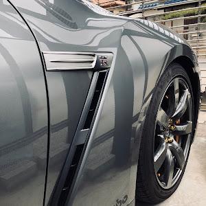 NISSAN GT-R  2008 プレミアムエディションのステッカーのカスタム事例画像 テリーさんの2019年01月15日13:46の投稿
