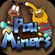 Pou Miners