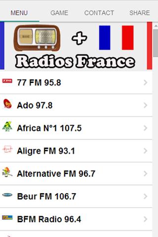 Radios France
