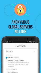 Speedify - VPN binden