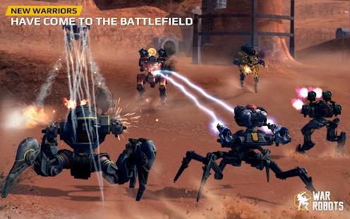 Game War Robots APK for Windows Phone