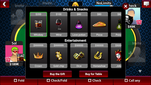 Texas Holdem Poker Online Free - Poker Stars Game 2.4.3.1 screenshots 21