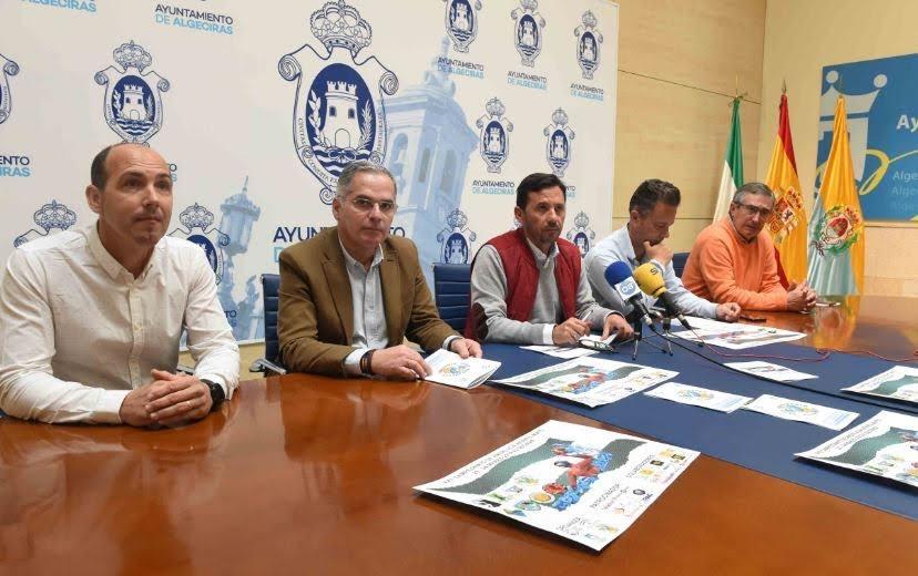 """El XXII Campeonato de Andalucía Infantil Mixto se celebrará en el """"Ciudad de Algeciras"""" este fin de semana"""