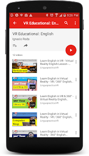 VR Education & learning 360- screenshot thumbnail