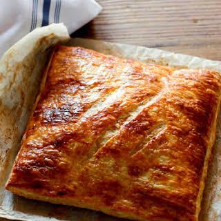 Ham + Cheese Puff Pastry.