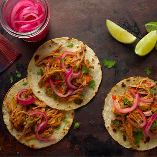 Mexican Pulled Pork Tacos.