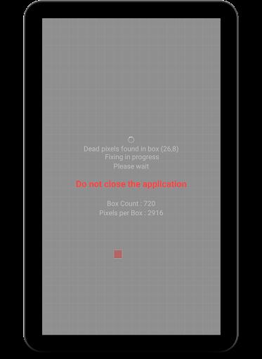 Touchscreen Dead pixels Repair screenshot 9