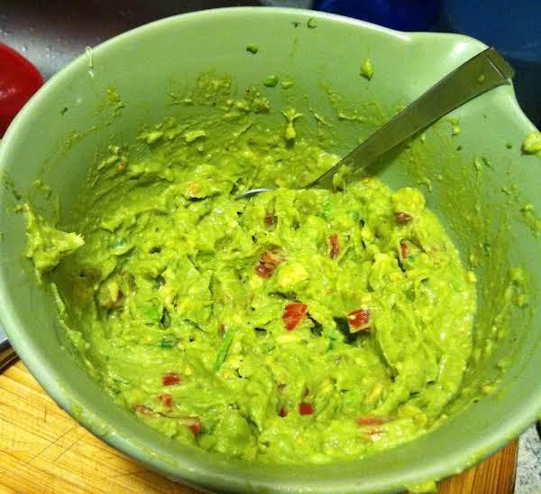 Holy Guacamole! Recipe