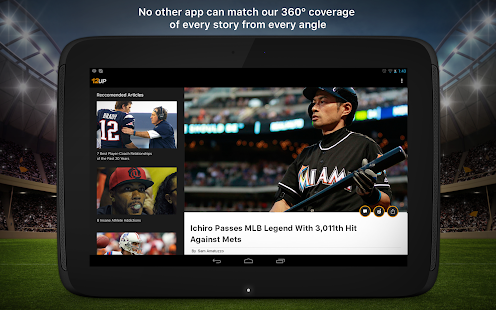 12up - Sports News & Scores- screenshot thumbnail