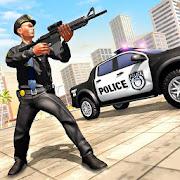 Police Car Chase: Modern Car Racing Games Free MOD APK 1.3 (Money increases)