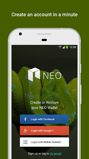 neo cryptocurrency recover wallet