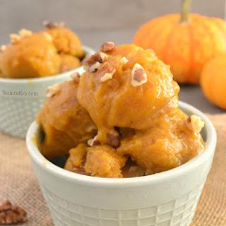 Pumpkin Nice Cream