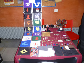 Photo: Stand de Willow moon