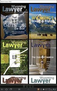 Wyoming Lawyer 1