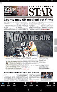 Ventura County Star Print- screenshot thumbnail