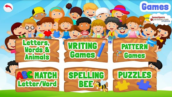 ABC- Reading Games for Kids- screenshot thumbnail