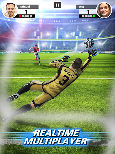 Football Strike - Multiplayer Soccer filehippodl screenshot 13
