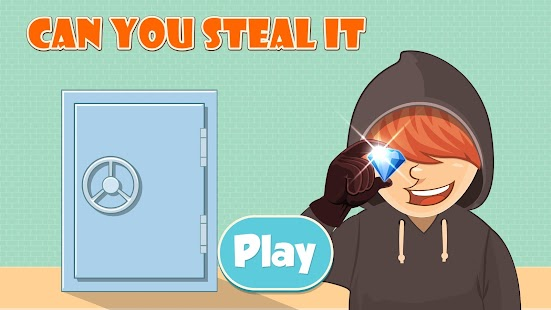 Can You Steal It: Secret Thief - náhled