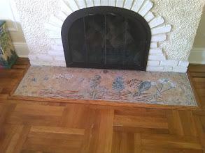 Photo: Install of Mosaic Long Beach, NY