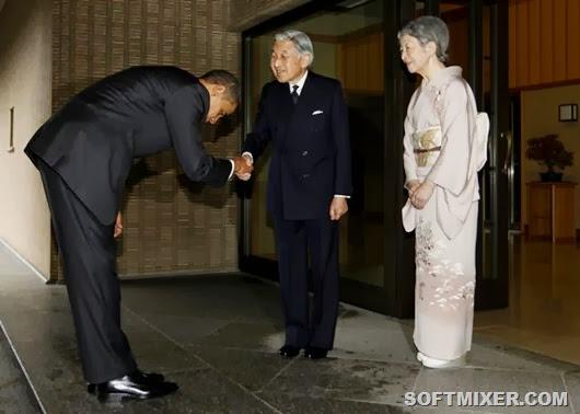Японский этикет: Национальные особенности 1