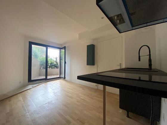 Vente appartement 3 pièces 39 m2