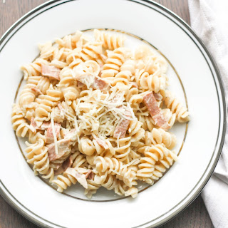 Turkey Bacon Pasta Recipes