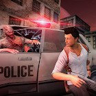 City flic zombie survie guerre 3D icon