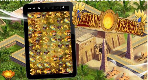 Crush Treasures Pharaoh's Way