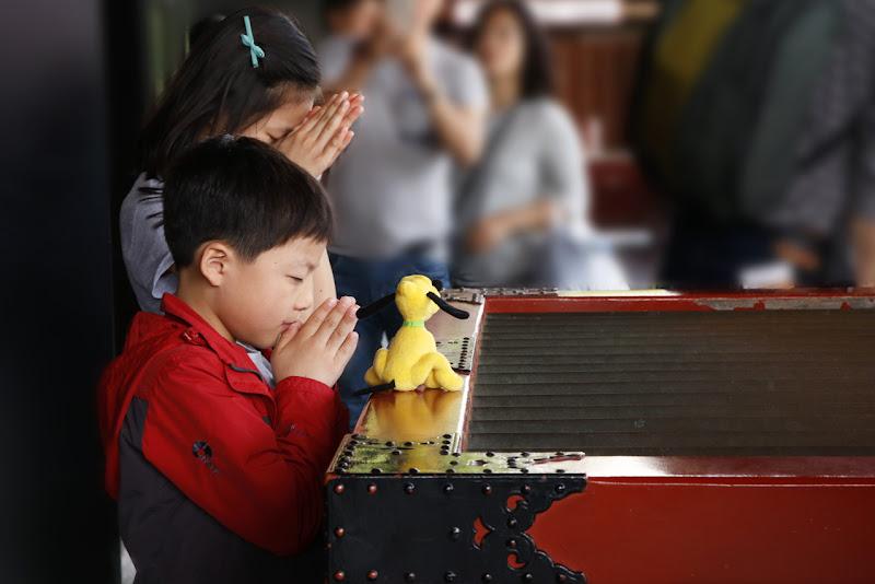 Preghiere buddiste di Simona Rizzi