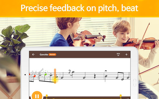 Jameasy for Violin 2.3.3 screenshots 10