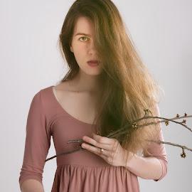 Alenka by Michaela Firešová - People Portraits of Women ( female, portrait )
