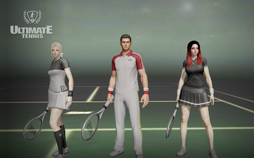 Ultimate Tennis Screenshot