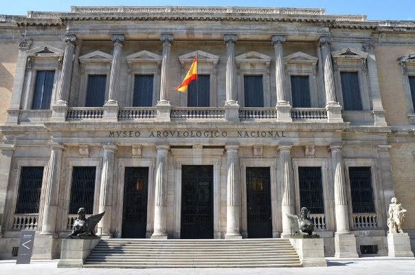 Museu Nacional de Arqueologia de Madrid