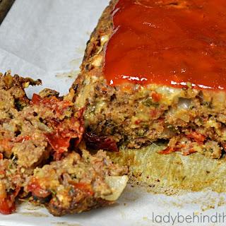 Light Italian Meat Loaf
