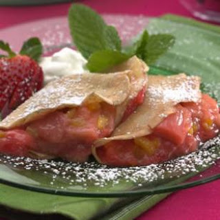 Fruit-Filled Crepes